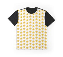 Stars background. Simple vector illustration Graphic T-Shirt