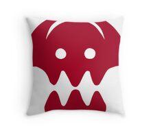 HTTYD Skull  Throw Pillow