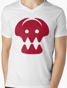 HTTYD Skull  Mens V-Neck T-Shirt