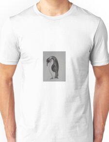 "Penguin from ""Laura Fedora"" Unisex T-Shirt"