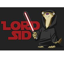 Ice Age SID - the New Sith Lord Star Wars Photographic Print