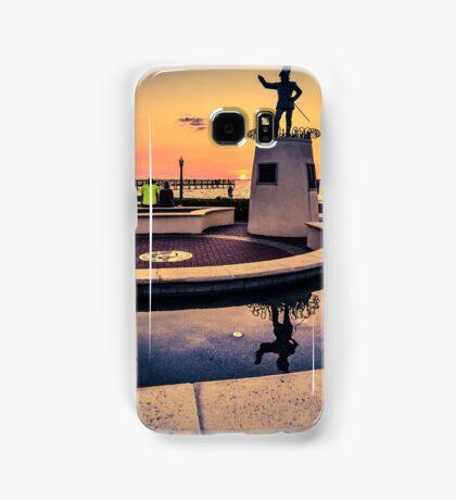 Ponce De Leon at Sunset Samsung Galaxy Case/Skin