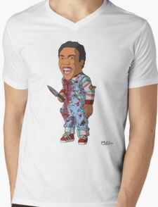 Childish Play Mens V-Neck T-Shirt