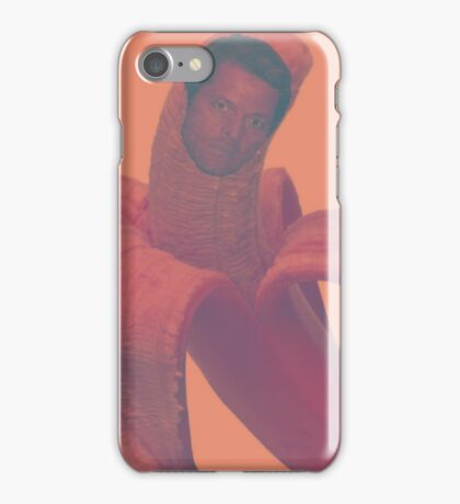 i dont even have a damn clue hA iPhone Case/Skin