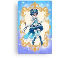 Rococo Sailor Mercury Canvas Print