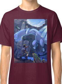Lugia Pokemon Plata y Oro Classic T-Shirt