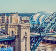 Newcastle Upon Tyne Sticker