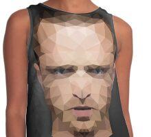 Jesse Pinkman - Portrait - Low Poly Contrast Tank