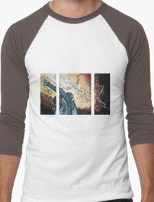 Violin Men's Baseball ¾ T-Shirt