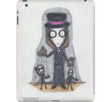 the puppeteer (malachi) iPad Case/Skin