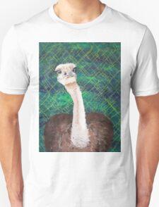 Ostrich Unisex T-Shirt