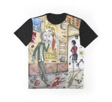 Digital Ghetto Graphic T-Shirt