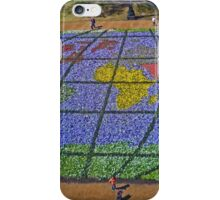 A World Of Flowers iPhone Case/Skin