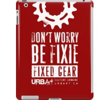 UrbArt® - Don't Worry iPad Case/Skin