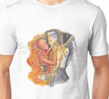 Icarus and The Sun Unisex T-Shirt