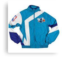 Hornets Windbreaker Jacket Canvas Print
