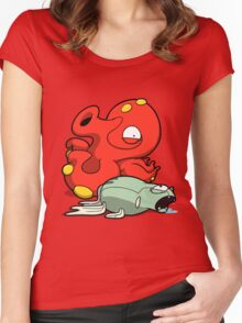 Octomon Women's Fitted Scoop T-Shirt