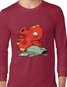 Octomon Long Sleeve T-Shirt