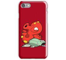 Octomon iPhone Case/Skin
