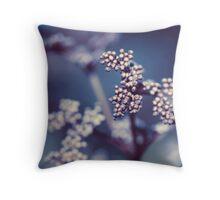 Archipelago Flowers Throw Pillow