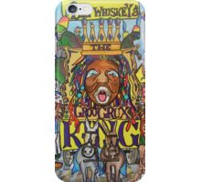 Big Whiskey and The Groo Grux King iPhone Case/Skin