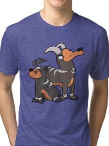Hounds of Doom Tri-blend T-Shirt