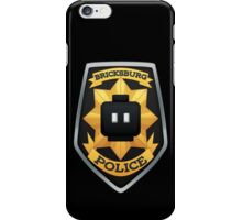 Bricksburg Police iPhone Case/Skin