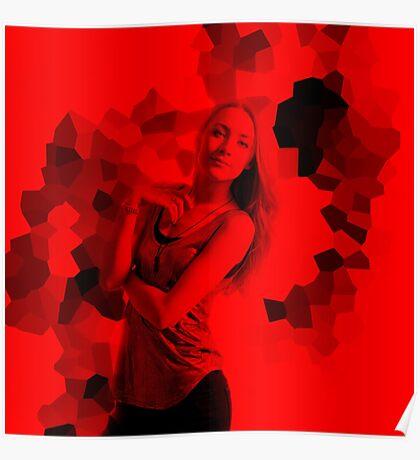 Saoirse Ronan - Celebrity (Square) Poster
