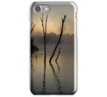 Through the morning mist iPhone Case/Skin