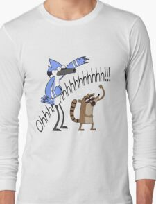 Regular Show Long Sleeve T-Shirt