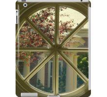 Window     ^ iPad Case/Skin