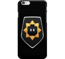Bricksburg Police - Badge of Honor iPhone Case/Skin