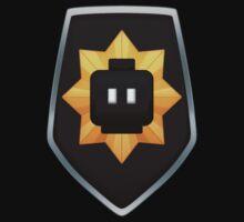 Bricksburg Police - Badge of Honor by mayorhats