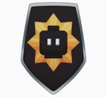 Bricksburg Police - Badge of Honor Kids Clothes