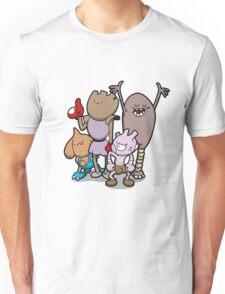 Little Asskickers Unisex T-Shirt