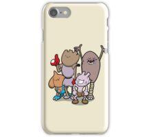 Little Asskickers iPhone Case/Skin