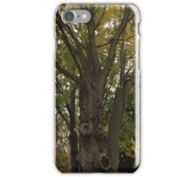 Yellow tree iPhone Case/Skin