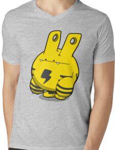 Little Buzz Ball Mens V-Neck T-Shirt