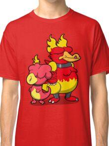Flammy Mc Pokeboob Classic T-Shirt