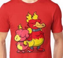 Flammy Mc Pokeboob Unisex T-Shirt