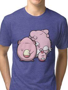 Egg nurses Tri-blend T-Shirt