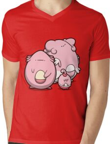 Egg nurses Mens V-Neck T-Shirt