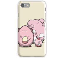 Egg nurses iPhone Case/Skin