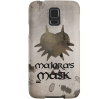 Faded Majora's Mask Samsung Galaxy Case/Skin