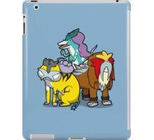 Legendary Doggo's iPad Case/Skin