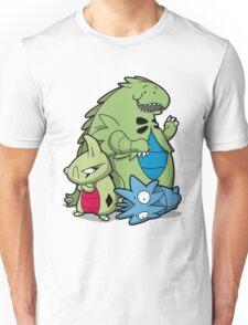 Terrific Tyrannic Dinosaurs Unisex T-Shirt