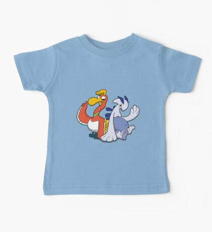 Gaurdian of the Sky and Sea Baby Tee