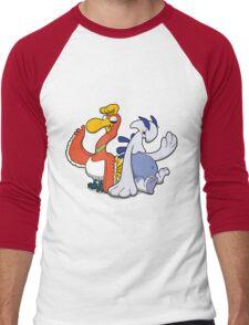 Gaurdian of the Sky and Sea Men's Baseball ¾ T-Shirt