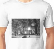 Winter Library Unisex T-Shirt