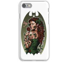 Poison Ivy iPhone Case/Skin
